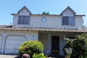 exterior painting Redmond