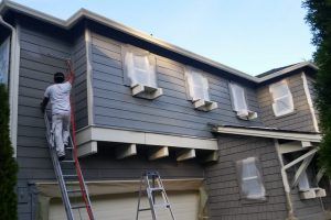 exterior painting Redmond Ridge