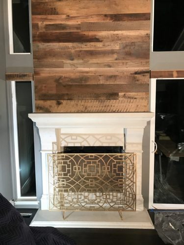 custom fireplace remodeling Bellevue