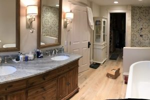 master bathroom remodeling Bellevue