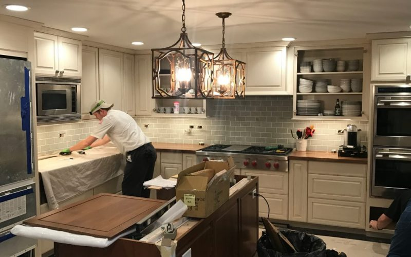 kitchen remodeling Bellevue