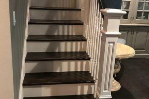staircase custom build Bellevue